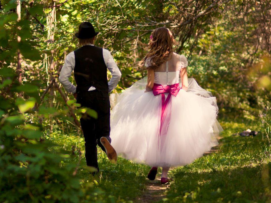 Коротких сказок на свадьбу