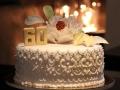 Шикарный торт должен подчеркивать знаменательность события
