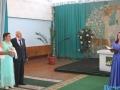 """""""Бриллиантовой"""" паре будет приятно пройти через процесс бракосочетания в ЗАГСе"""