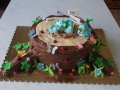 Замечательный юбилейный тортик