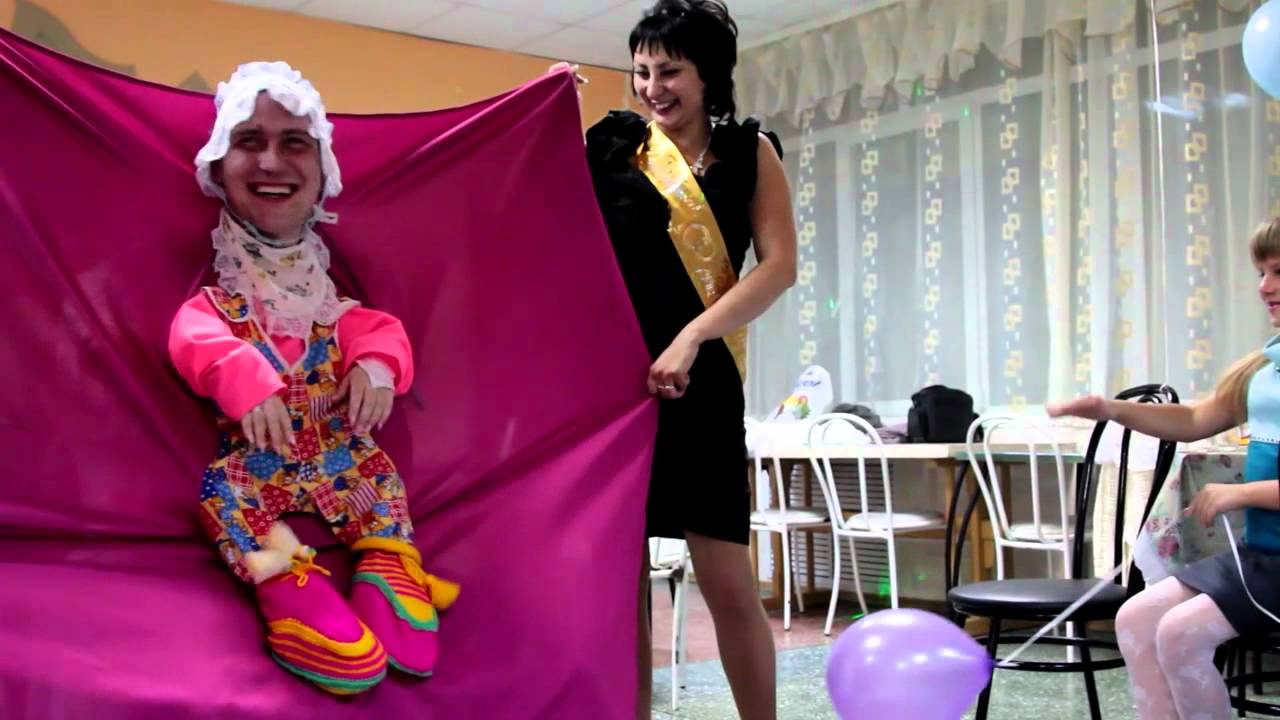 Прикольные конкурсы детям на день рождения