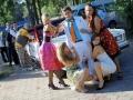 """Свадьбу в стиле """"Стиляги"""" можно наполнить множеством конкурсов с ярким оформлением"""