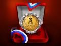 Разумеется юбилярам положено вручить медаль