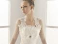 Платье с изысканным верхом