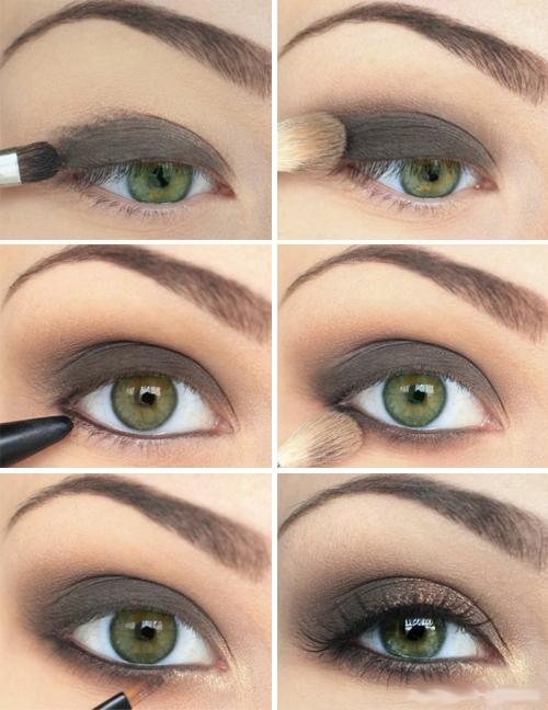 Как правильно наносить макияж от а до я фото видео