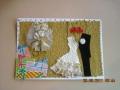 Вариант со свадебными костюмами