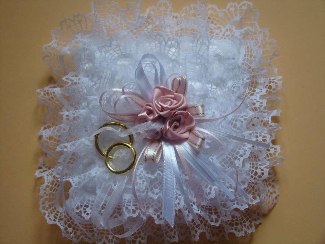 Как сделать подушечку для колец на свадьбу своими руками пошагово фото фото 714