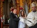 Обряды православной церкви во время венчания символизируют духовное единство молодой семьи