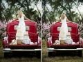 Торт, невеста и авто - все в одном флаконе