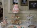 Стиллизированный торт