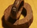 Приснится может и деревянное кольцо