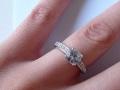 Одевать во сне кольцо с бриллиантом хорошая примета