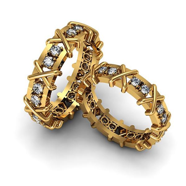 Модные ювелирные украшения 2018 и мода на золотые ювелирные украшения 34