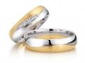 Композитное обручальное кольцо