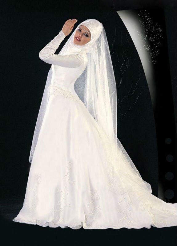 Можно ли в свадебном платье венчаться
