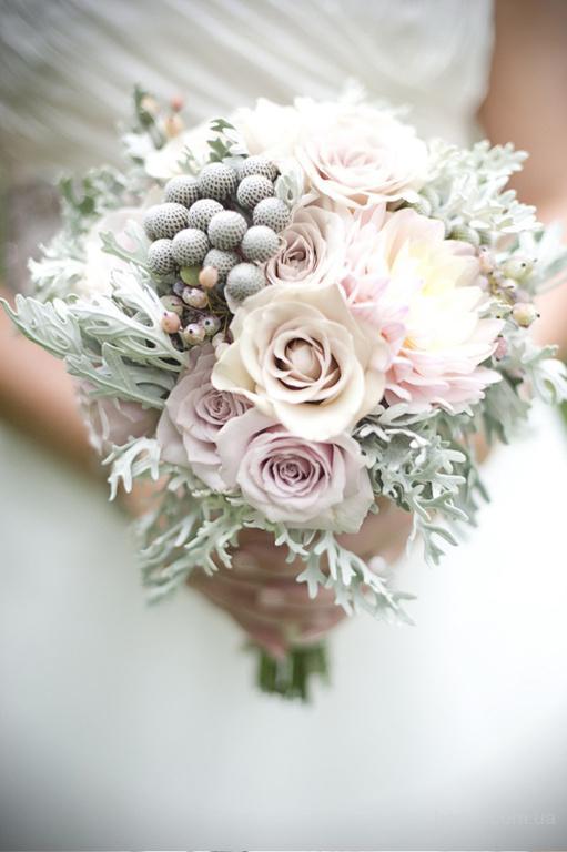 Модные цветы для букетов