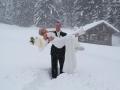 Спасённая невеста безгранично благодарна спасителю