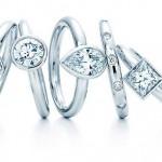 Обручальные кольца от Tiffany
