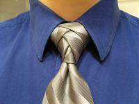 Как завязать красивый галстук