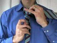 Фото инструкция - как завязать галстук