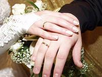 На какой руке обручальное кольцо