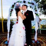 Завораживающая свадьба в стиле Мулен Руж