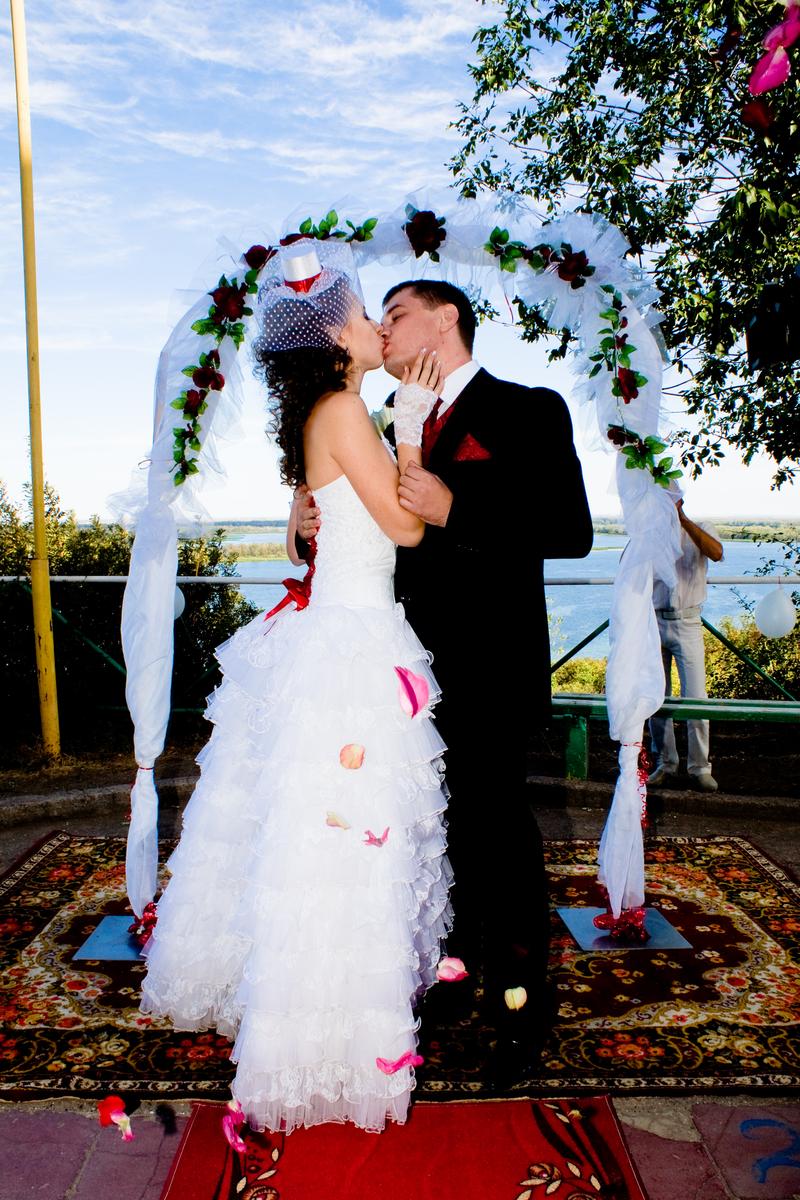 Свадьба в стиле Мулен Руж