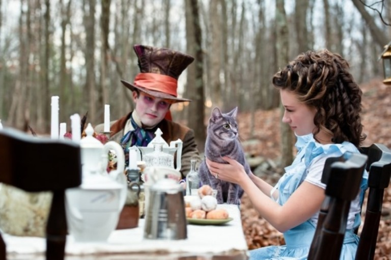 Чеширский кот может быть настоящим