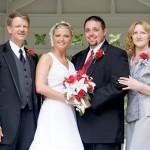 Свадебные поздравления от родителей