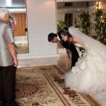 Как подобрать слова благодарности родителям на свадьбе