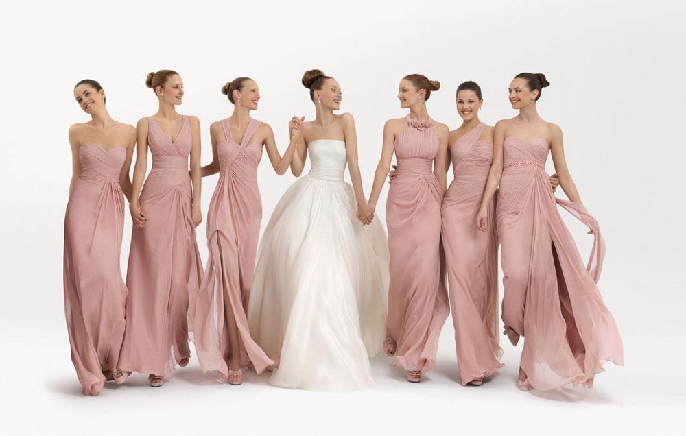 Выбор платья на свадьбу к подруге