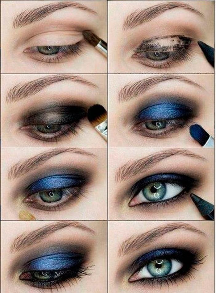 Для разноплановой работы с глазами наличие косметического инвентаря просто жизненно необходимо