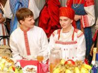 Сценарий сватовства со стороны невесты