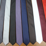 Как лучше завязывать тонкий галстук