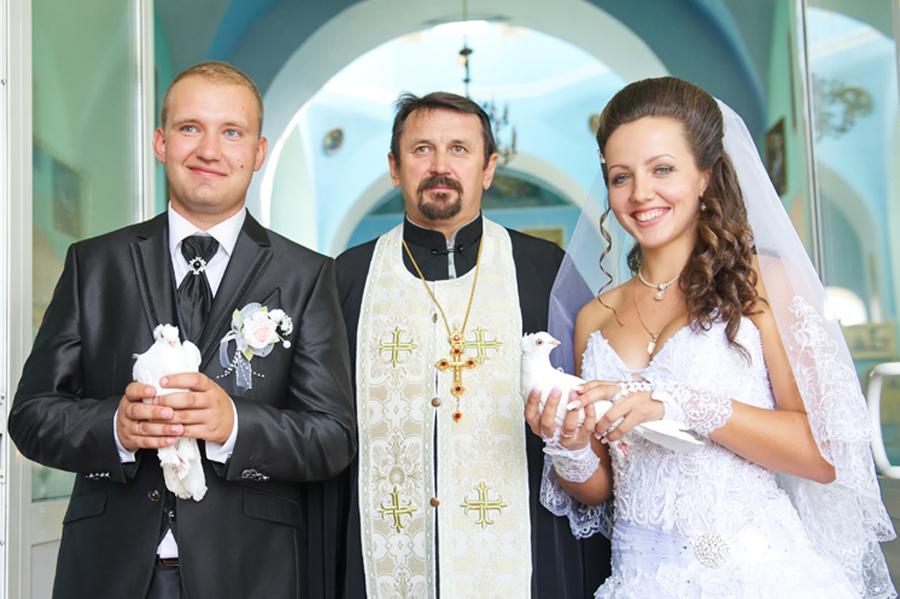 Мужчина в церкви должен выглядеть достойно!