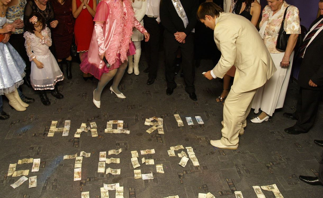 К денежному конкурсу можно подойти весьма креативно