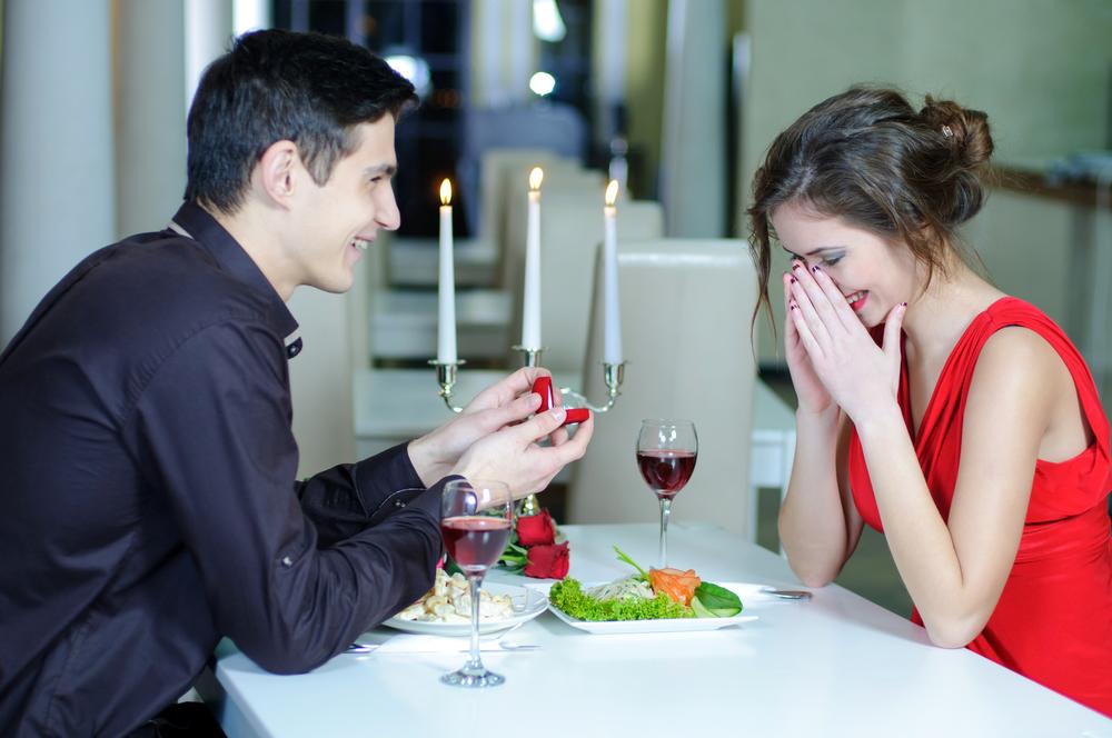 Как сделать красивое предложение девушке выйти замуж