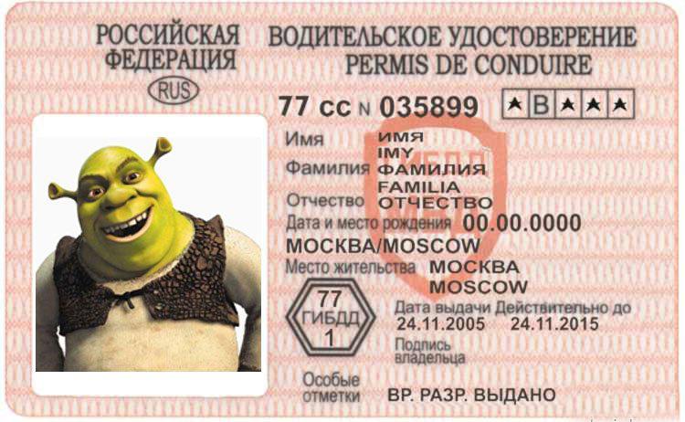 Помимо паспорта обязательно придется менять водительское удостоверение и прочие важные именные документы